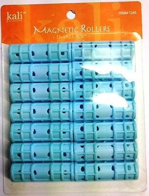 "Magnetic Hair Rollers Small 14 in a Pack 5/8"" by Kali Collection item: 124S"