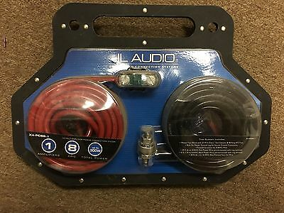 JL Audio 8g Amp Power Kit  XA-PCS8-1