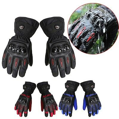Pro-biker Motorcycle Racing Winter Bicycle Cycling Warm Gloves Windproof