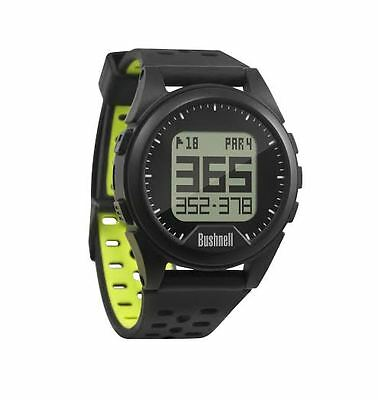New 2016 Bushnell neo iON GPS Watch, Black, 368650