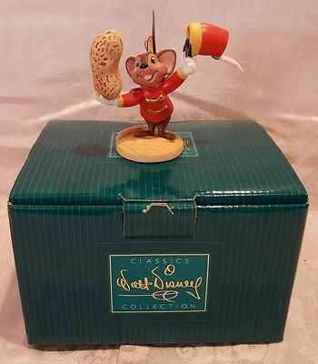 """WDCC Disney TIMOTHY MOUSE Ornament """"Friendship Offering"""" Dumbo"""
