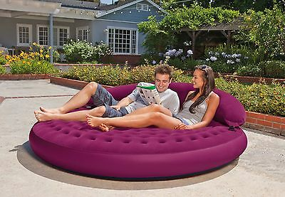Intex: Ultra Daybed - Inflatable Lounge Chair