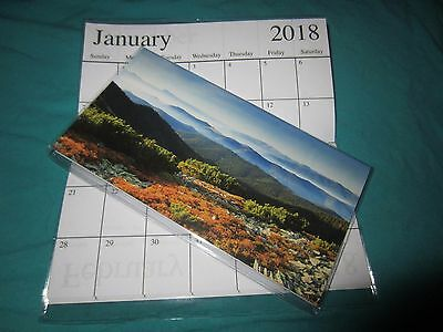 1 - 2017-2018 MOUNTAIN VIEW 2 Two Year Planner Pocket Purse Calendar