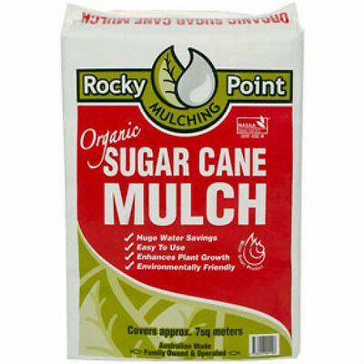 Sugar Cane Mulch Rocky Point Approx 7 sq Metres