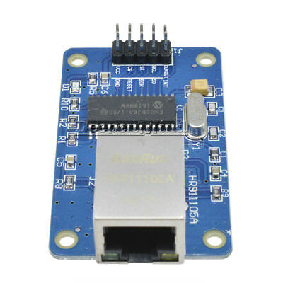 ENC28J60 Ethernet LAN / Network Module For 51 AVR STM32 LPC New