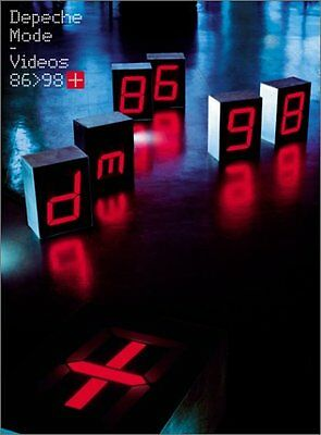 Depeche Mode ~ The Videos Dvd_89-98 ~ Region 4