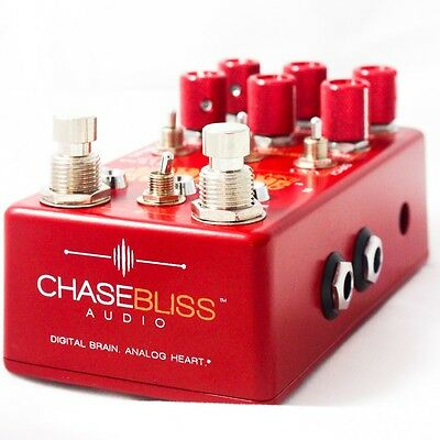 Chase Bliss Audio ~ Wombtone Analog Phaser Pedal - Clearance Price One Only