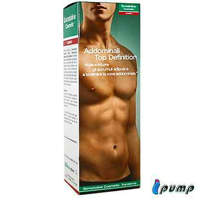 Somatoline Uomo addominali top definition 400ml