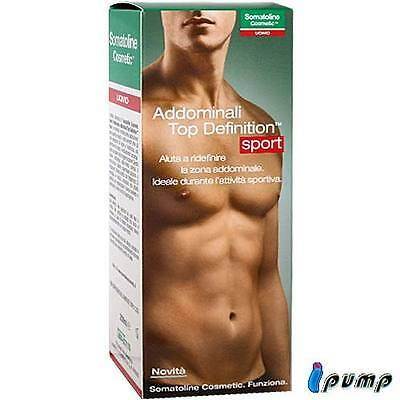 Somatoline Uomo addominali top definition sport 200ml