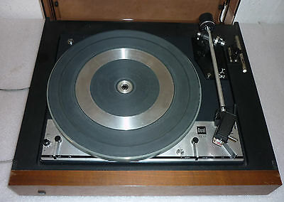Vintage HiFi:  Plattenspieler Vollautomatik Turntable Dual 1216 record player