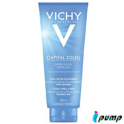 VICHY Ideal Soleil Latte di trattamento quotidiano 300ml
