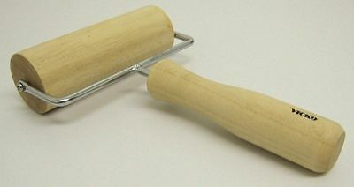 Flattening Rolling Pin Prima Wooden Baking Dough Easy to Use