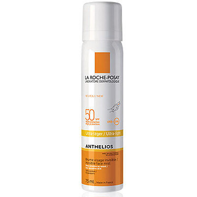 La Roche-Posay Anthelios spray viso invisibile spf50 75ml