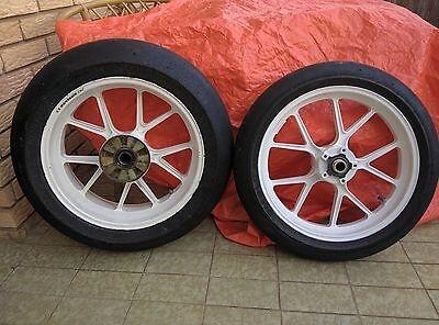 Marchesini M10RS Forged Magnesium Wheels - Ducati 999 yzf zx cbr gsxr