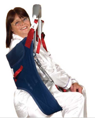 New Pivot Hygiene Sling-General Toilet Transfers and Bathing aged care equipment