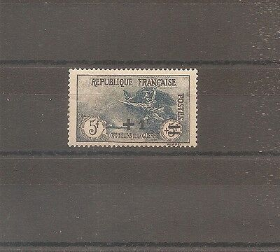 Timbre France Frankreich Orphelins 1922 N°169 Neuf** Mnh
