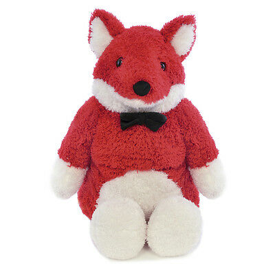 Cute Soft Plush Red Fox Novelty 3D Cover Kids Cosy Warm 750ml Hot Water Bottle