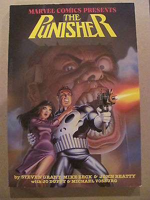 The Punisher 1988 TPB reprints 1st Limited Series 1st Print 9.4 Near Mint