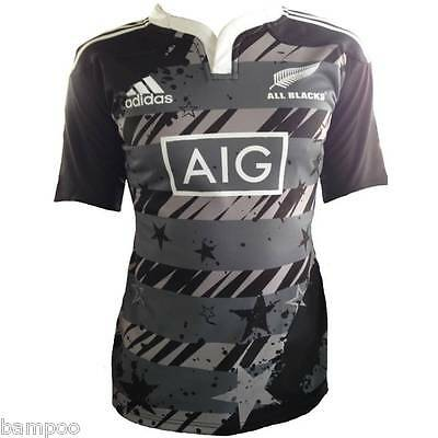 New Zealand All Blacks Captain Special Runs Champion Rugby Jersey Shirt Top