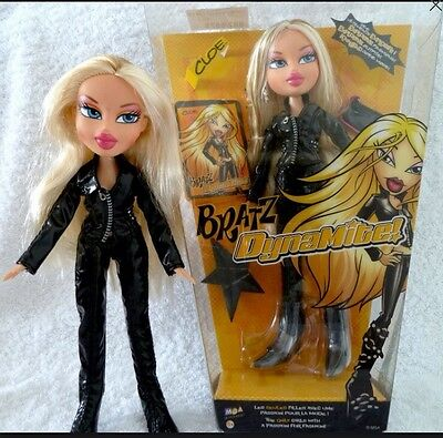 Bratz Dynamite Cloe Brand New In Sealed Box Discontinued Rare