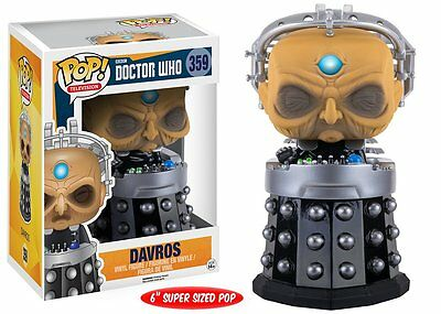 Doctor Who Davros Super Sized Pop!