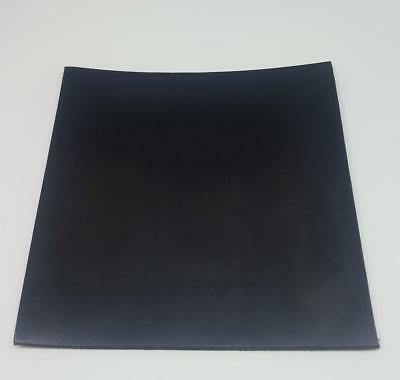 Solid Neoprene Rubber Gasket Sheet 100mm x 100mm x 1.5mm thick