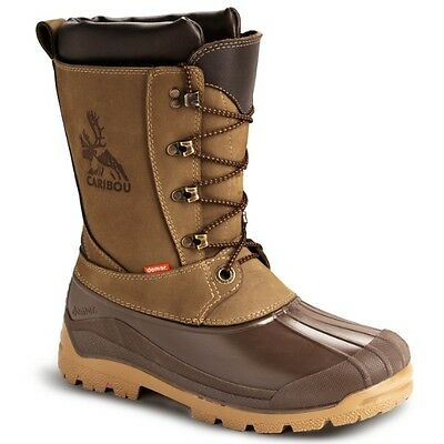 New Mens Hunting Boots Shoes Snowboots Fishing Walking Voyager Outdoor Rain Size