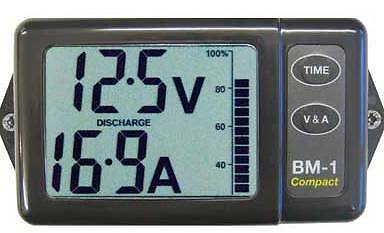 12volt Battery Monitor (NASA BM-1)