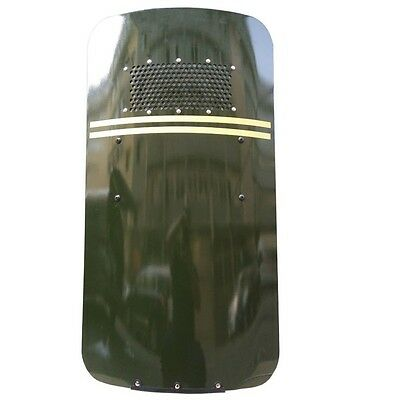 Metal 3.5cm Anti-riot Shield for Police SWAT Security Protection