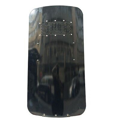 Aluminum Alloy Anti-riot Shield for Self-defense Campus Public Safety Protection
