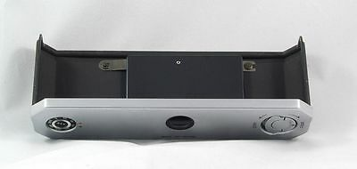 Nikon film back Cover for F Cameras Chrome