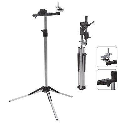 RMS foldable bike repair stand for professional workshop