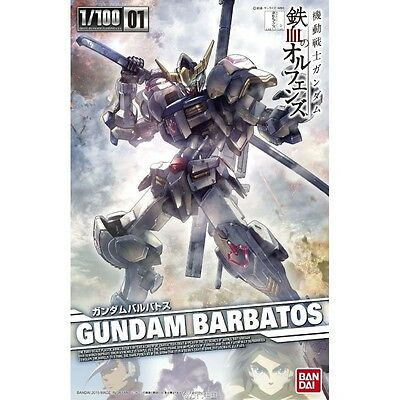 Gundam Barbatos Iron Booded Orphans 1/100