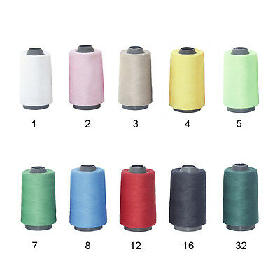 3000 Yards Sewing Machine Polyester Thread Cones Sewing Tools Hot Sale