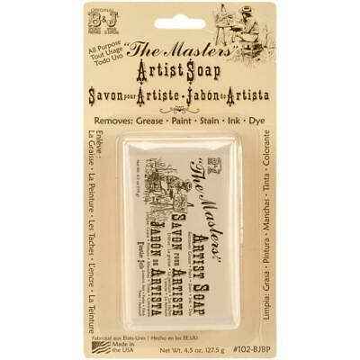 The Masters Artist Soap for Hands and Paint Brushes