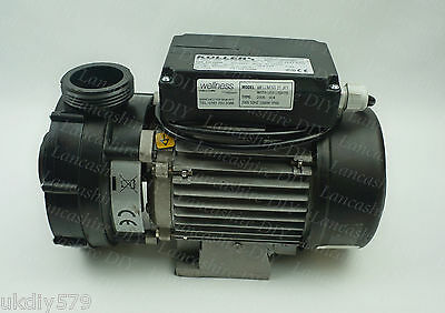 Kollers 2404443A Whirlpool Jet Bath Pump Integrated C-profile Electronic Control