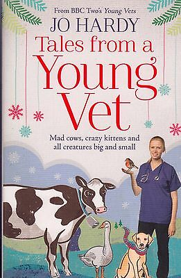 Tales from a young vet by Jo Hardy BRAND NEW BOOK Paperback edition