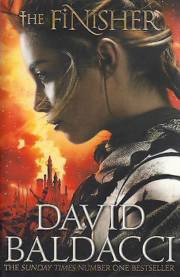 The Finisher BRAND NEW BOOK by David Baldacci (Paperback, 2014)