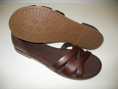 a65f07238f19 Timberland A144G Ortholite Caswell Close Back Casual Sandals Dark Brown  Womens