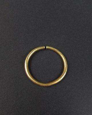 Superb ancient Britsh Celtic gold ring money