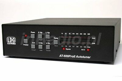 LDG AT-1000 PRO II - Automatic Antenna Tuner - EUR 580,26