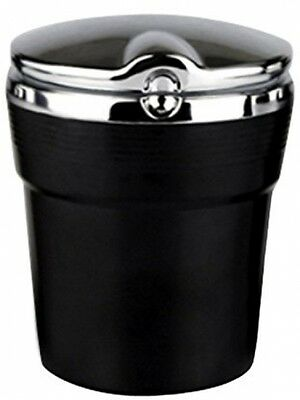 ULTNICE Portable Auto Car Smokeless Stand Cylinder Cup Holder Cigarette Ashtray