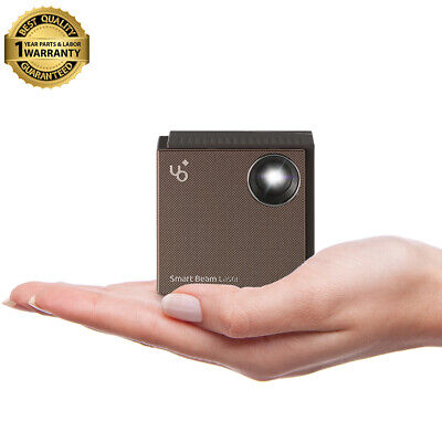 UO Smart Beam Laser + Accessories, Portable Projector, Perfect for Camp & Travel