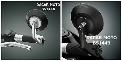 Rearview Mirror Rizoma Class Retro Left Right Bmw + Adapter
