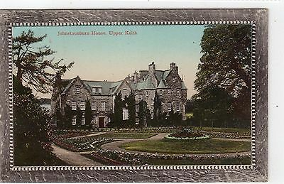JOHNSTOUNBURN HOUSE, UPPER KEITH, HUMBIE: East Lothian postcard (C4878).