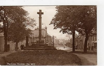 THE CROSS, ORMISTON: East Lothian postcard (C4890).