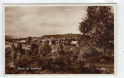 BOAT OF GARTEN: Inverness-shire postcard (C5629).