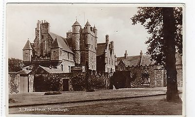 PINKIE HOUSE, MUSSELBURGH: East Lothian postcard (C4933).