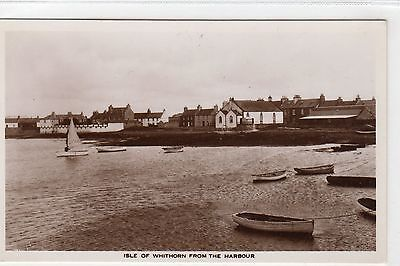 ISLE OF WHITHORN: Wigtownshire postcard (C6311).