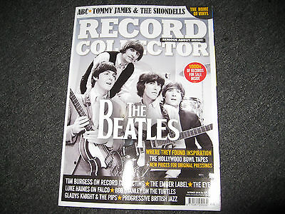 Record Collector Magazine Oct 2016 No. 458 NEW - Beatles, ABC, Juke box feature